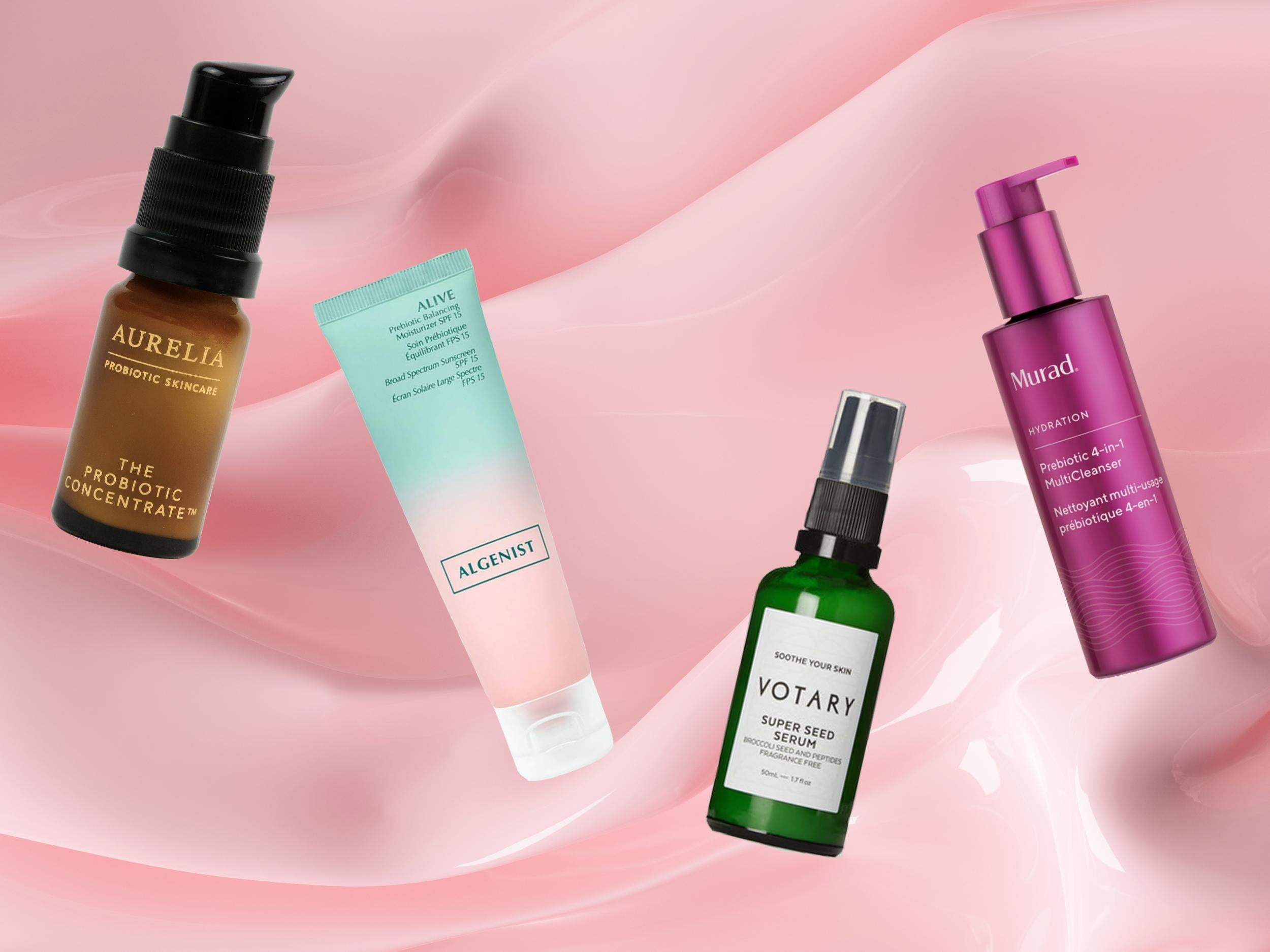 Best microbiome skincare: Prebiotic and probiotic packed formulas | The  Independent