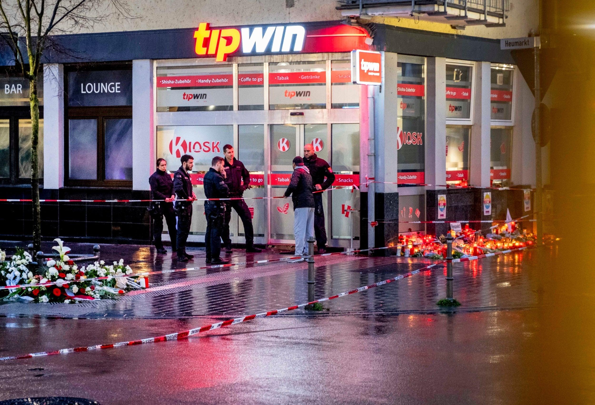 Deadly shisha bar attack followed targeting of