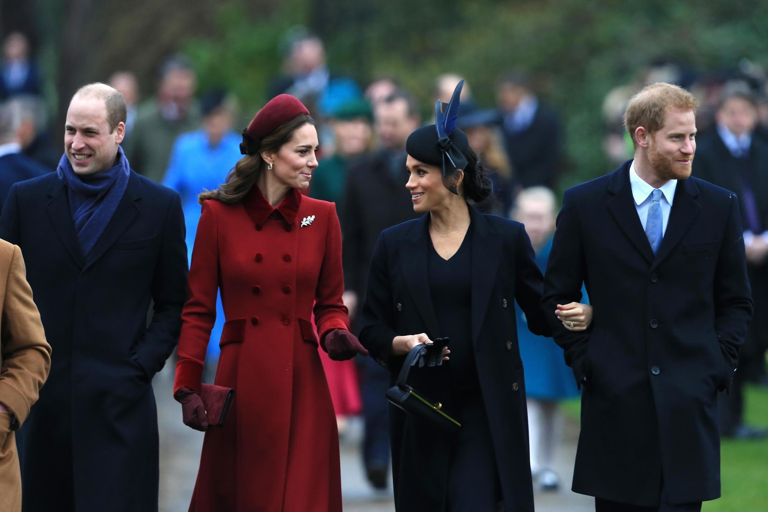 Conspiracy theory suggests why William and Kate have more Instagram followers than Harry and Meghan