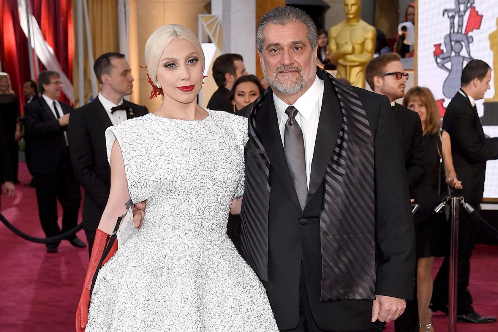 Lady Gaga's father holds back payments on New York restaurant over homeless dispute