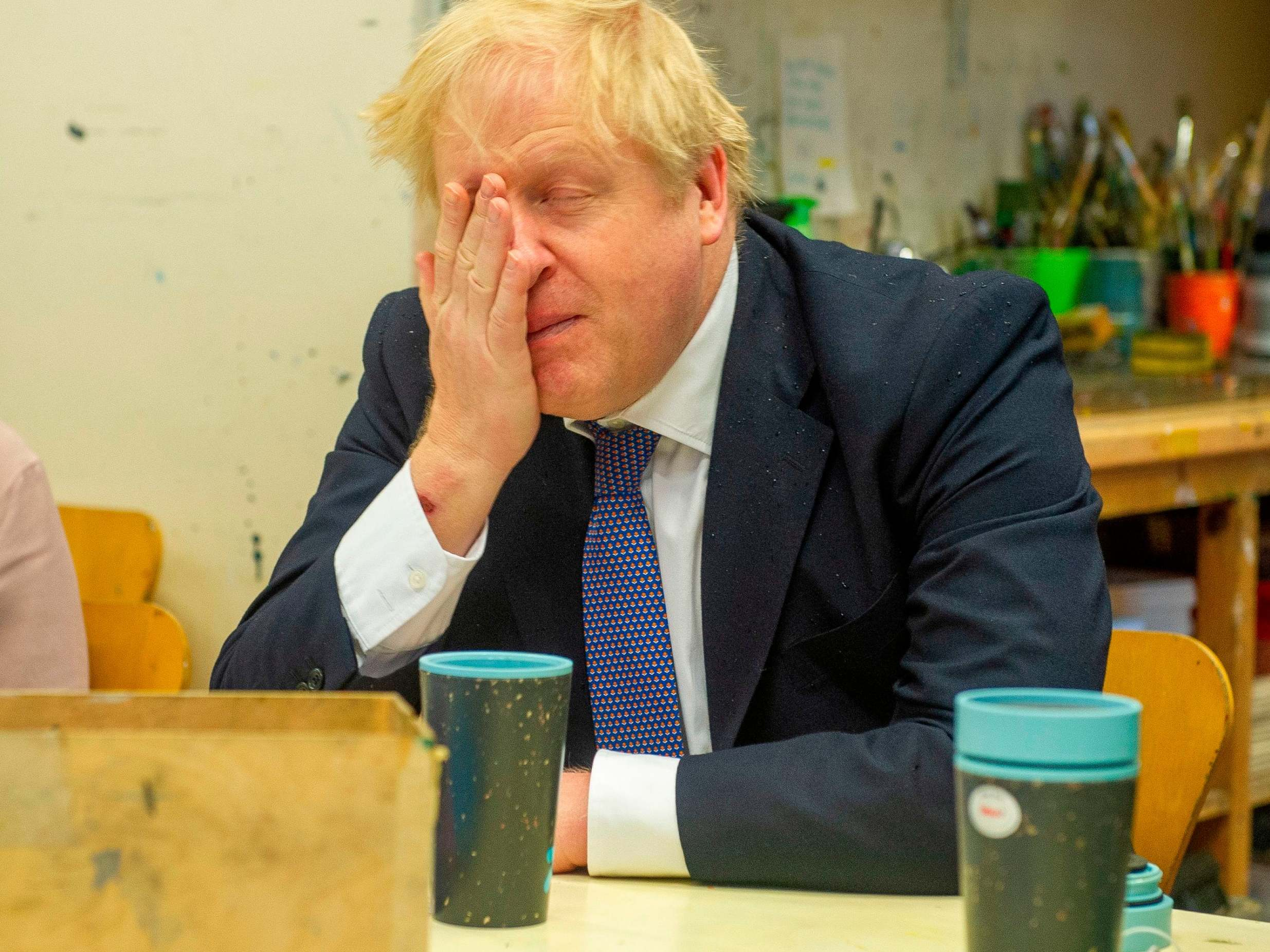 Boris Johnson 'to rush in emergency laws' bypassing health and safety measures to limit coronavirus damage