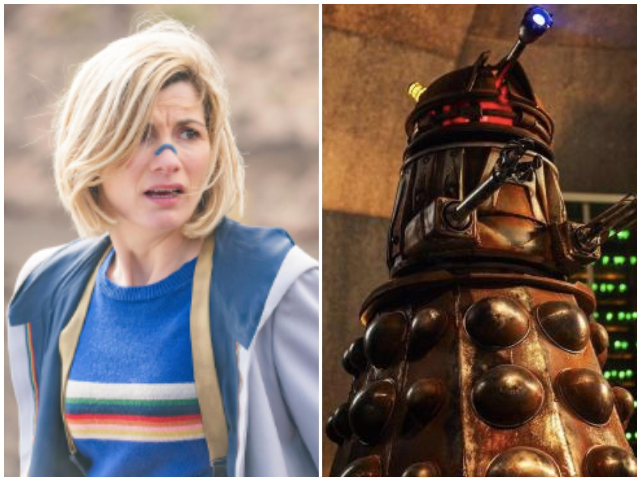 Doctor Who cliffhanger to be resolved in Dalek Christmas special, final episode reveals