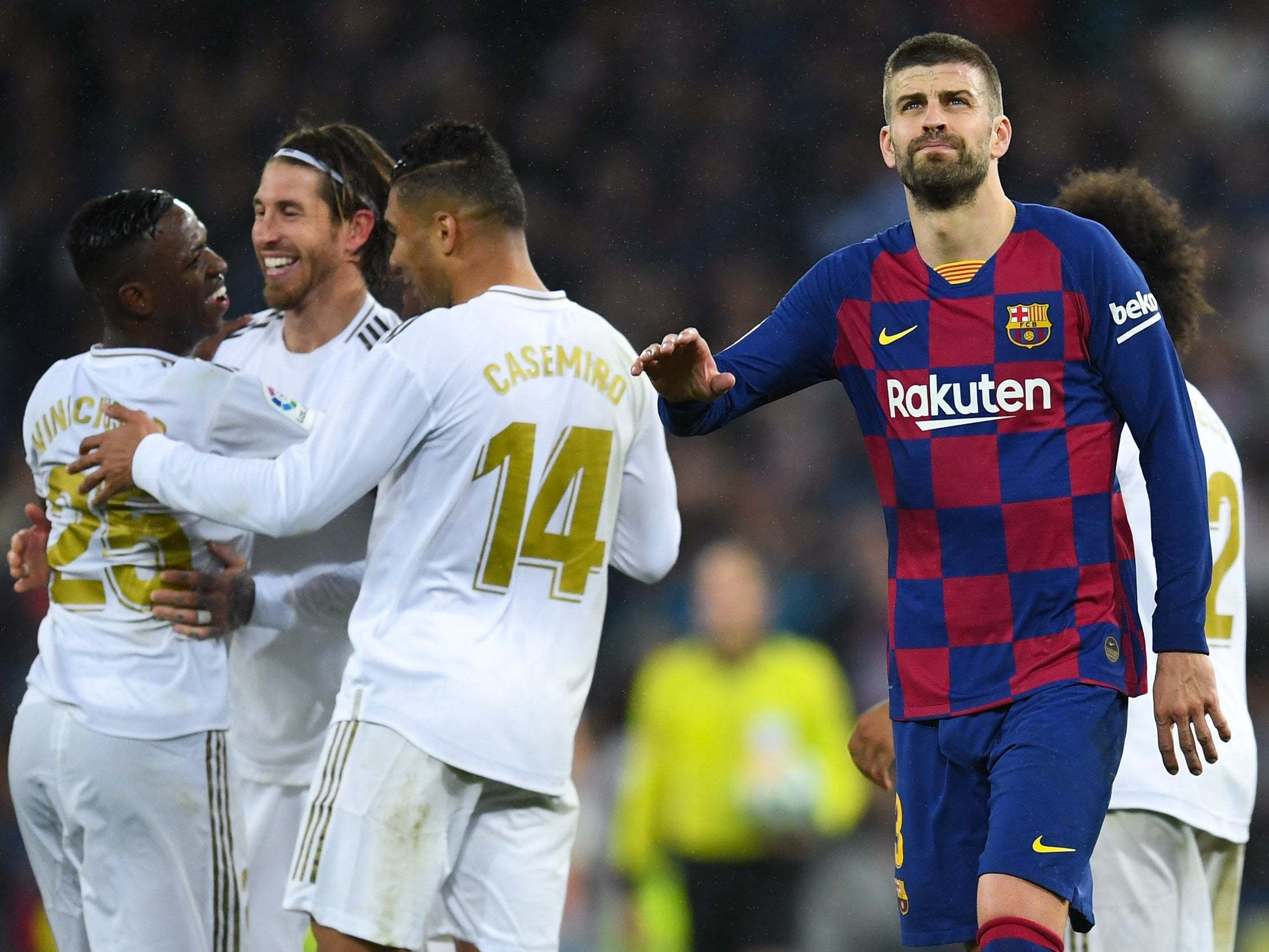 Real Madrid vs Barcelona: El Clasico result and report ...