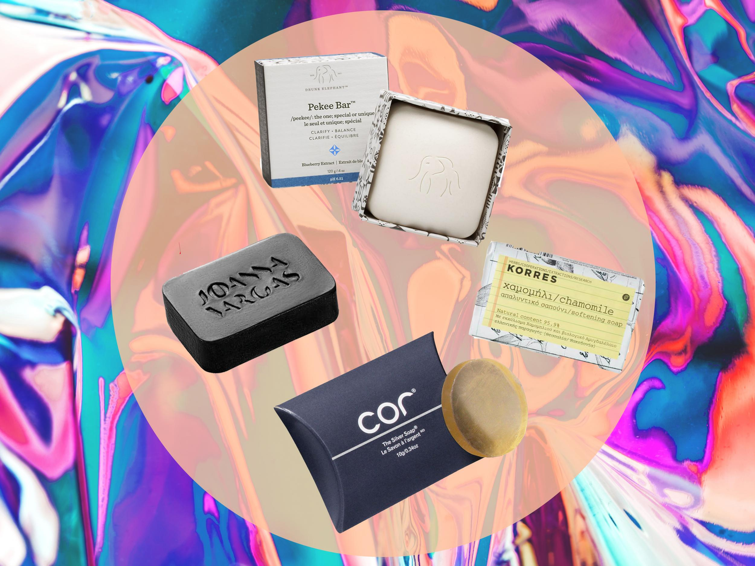 Best Facial Soap Bars Cleansing Formulas That Clean And Hydrate