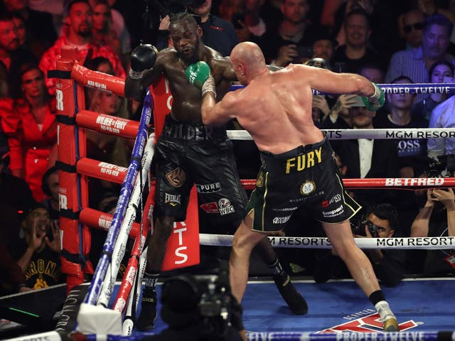 Tyson Fury has been subject to conspiracy theories over his gloves in his win over Deontay Wilder