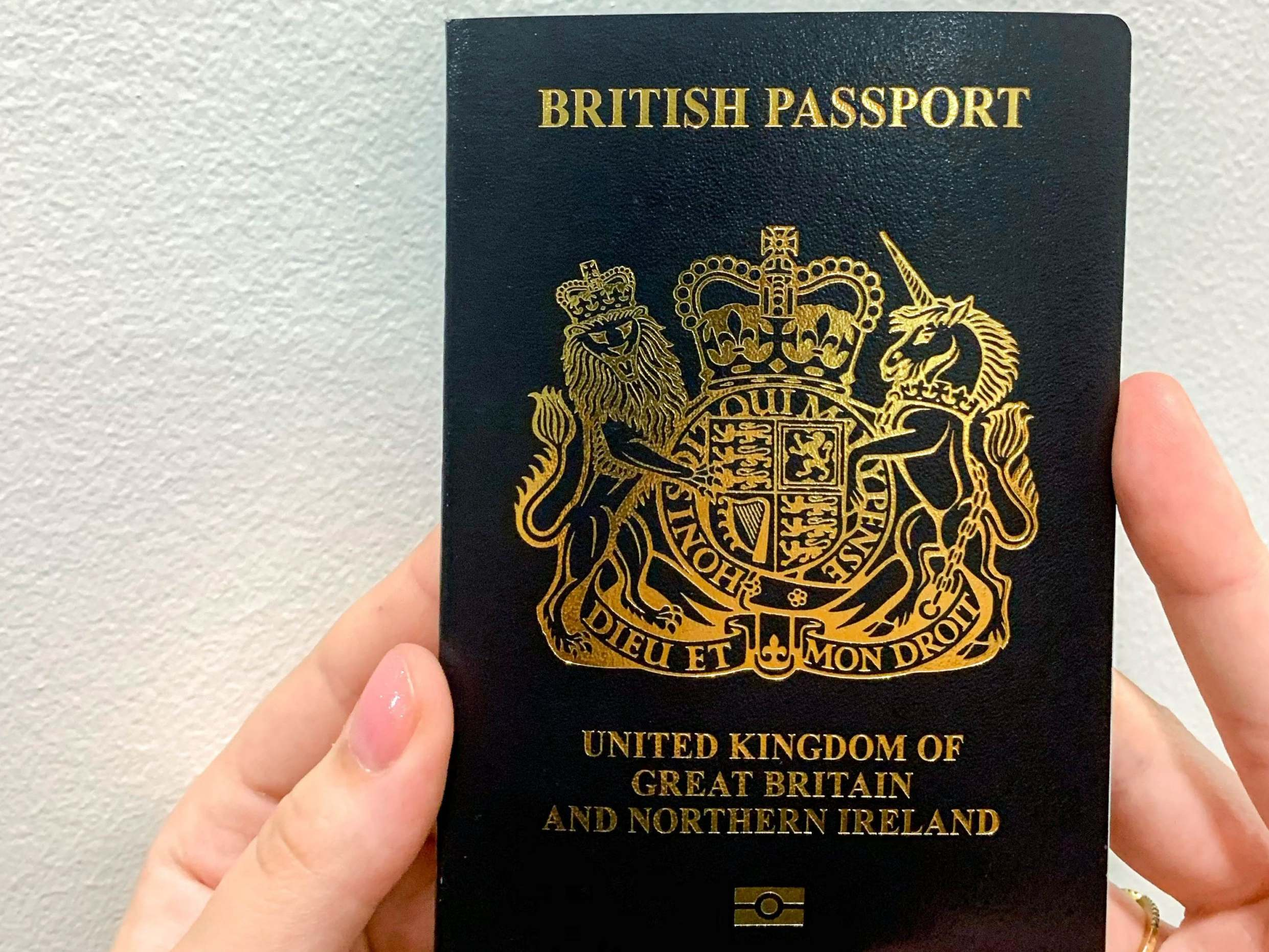 It's not even blue': Bemusement over new British passports being 'black' |  The Independent | The Independent