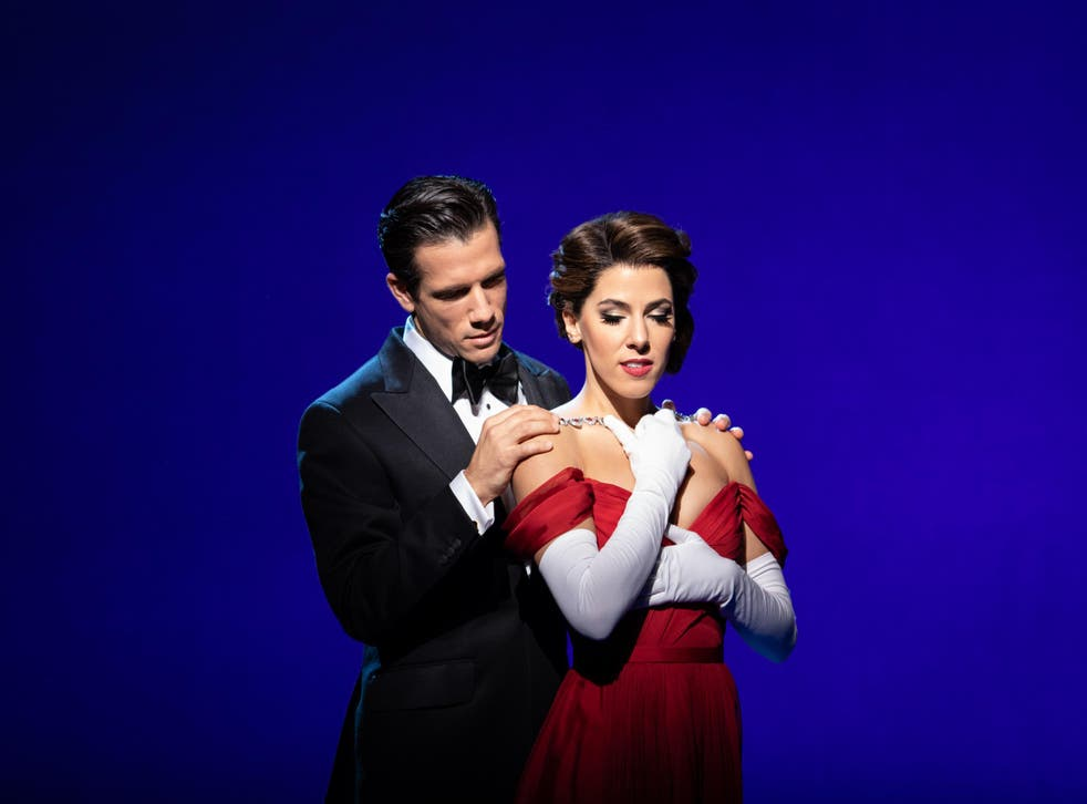 Danny Mac and Aimie Atkinson in Pretty Woman: The Musical
