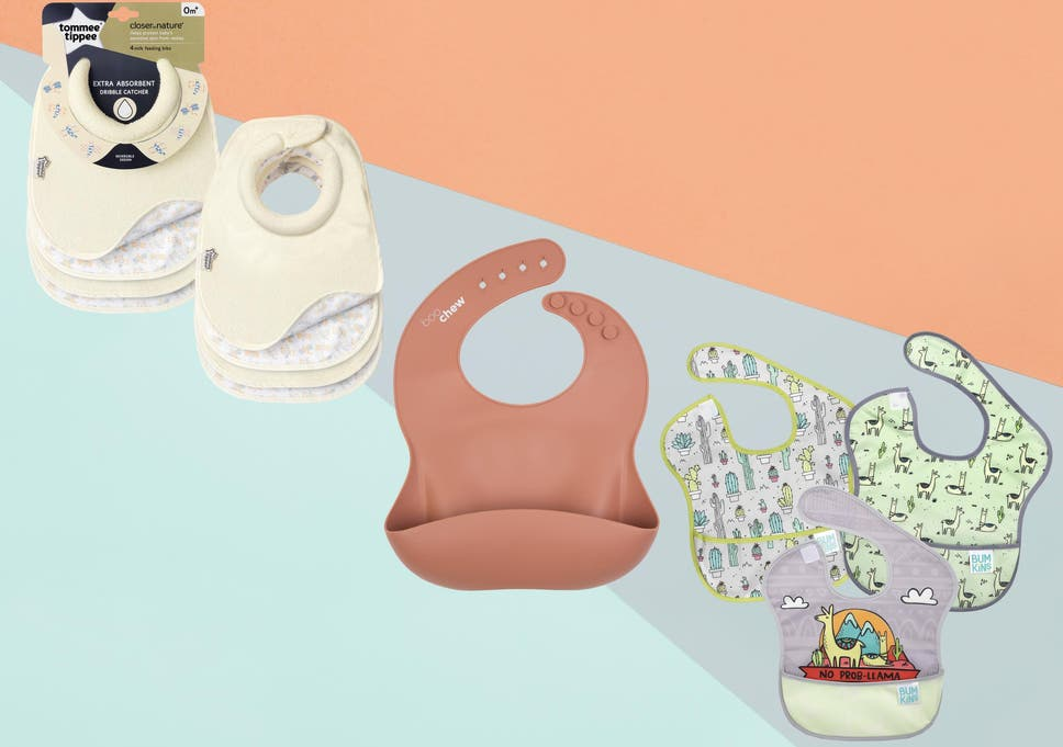 Best Baby Bibs That Help With Dribble Rash And Make Meal Times Easier