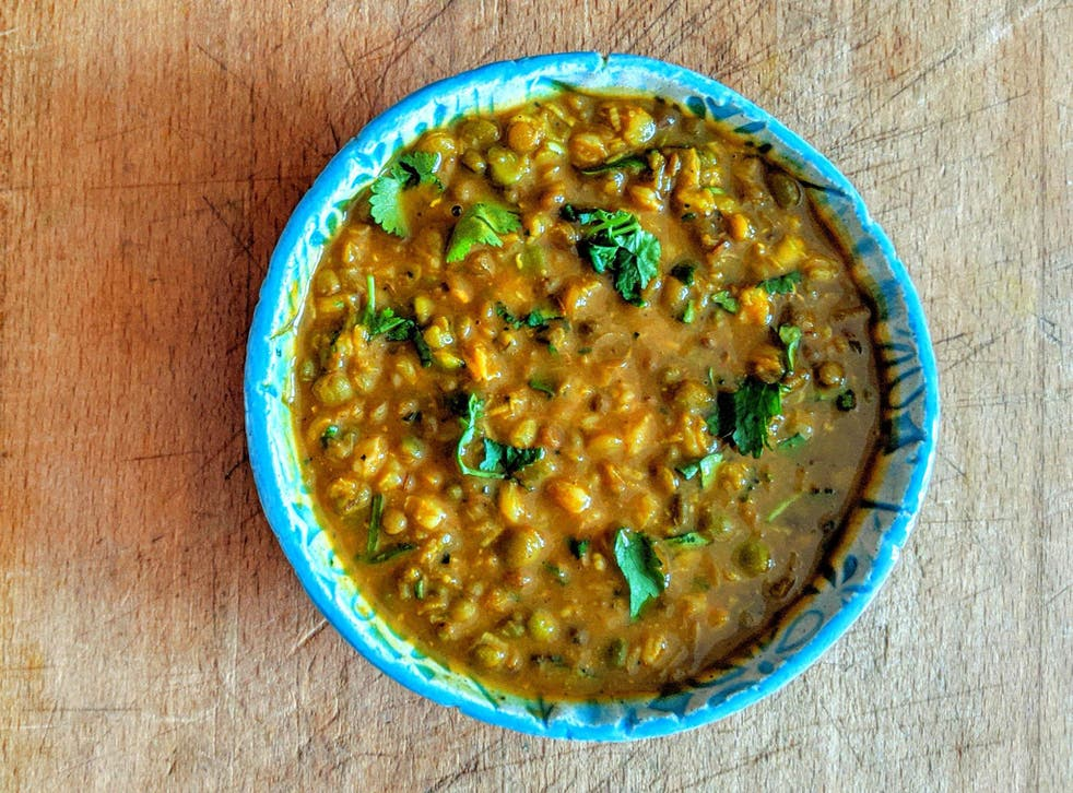 This dish can make a wholesome mid-evening meal or can be reheated the next day for lunch