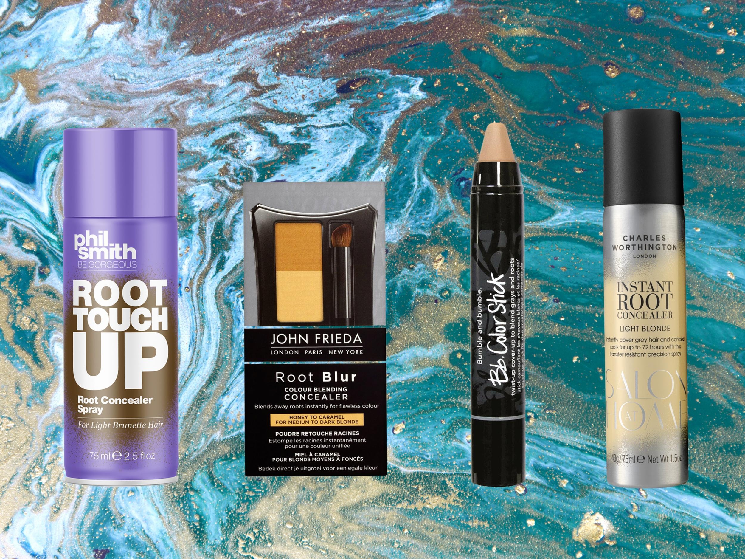 Best Root Touch Ups Sprays And Powders For Revived Hair The Independent