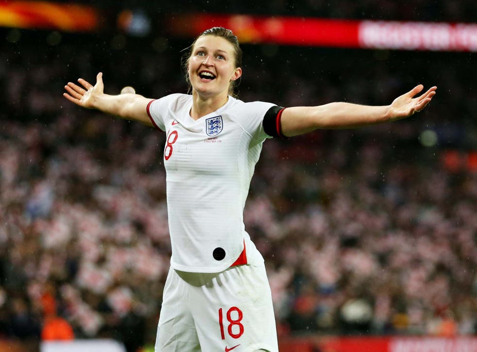 Ellen White was the star of England's World Cup campaign