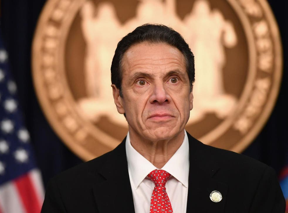 Governor Andrew Cuomo confirmed a second case of the coronavirus in New York state on Tuesday, prompting two schools to close for the day