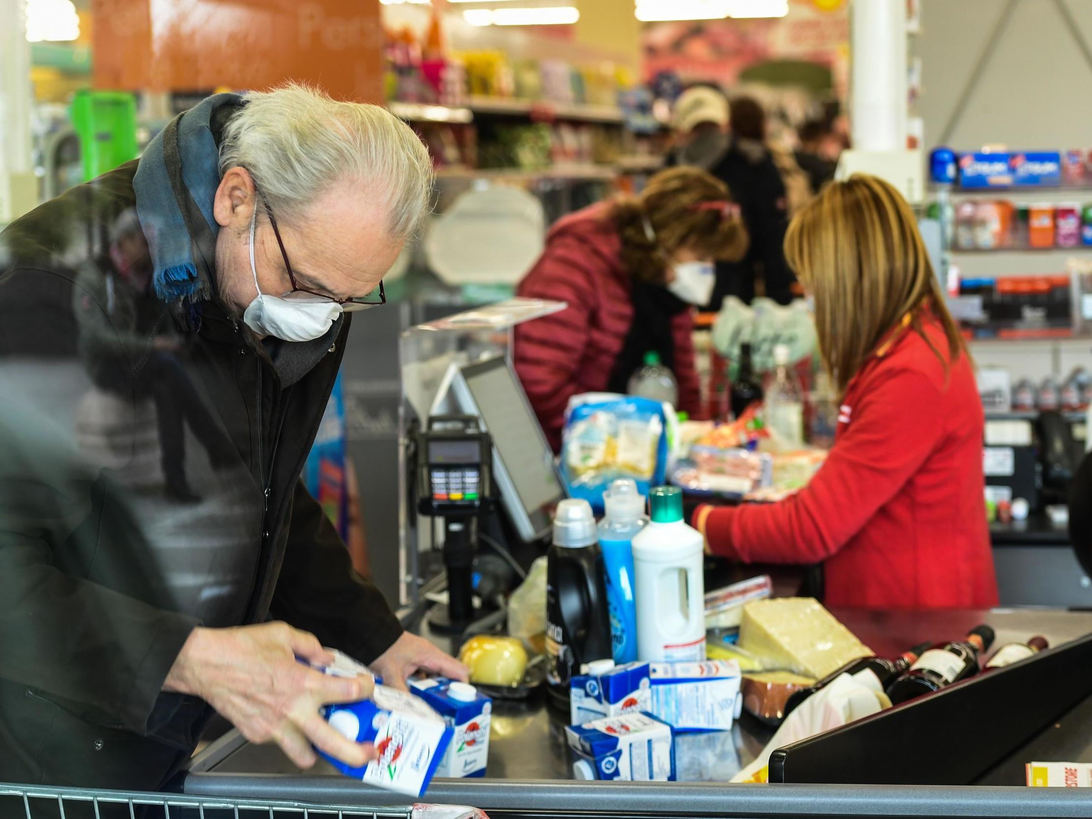 Coronavirus panic-buying: As Tesco and Waitrose start rationing items, should customers be stockpiling?