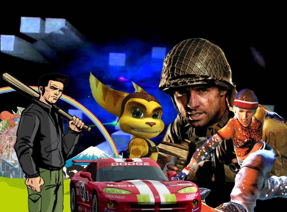 PS2, I love you: these games are woven into the cultural fabric