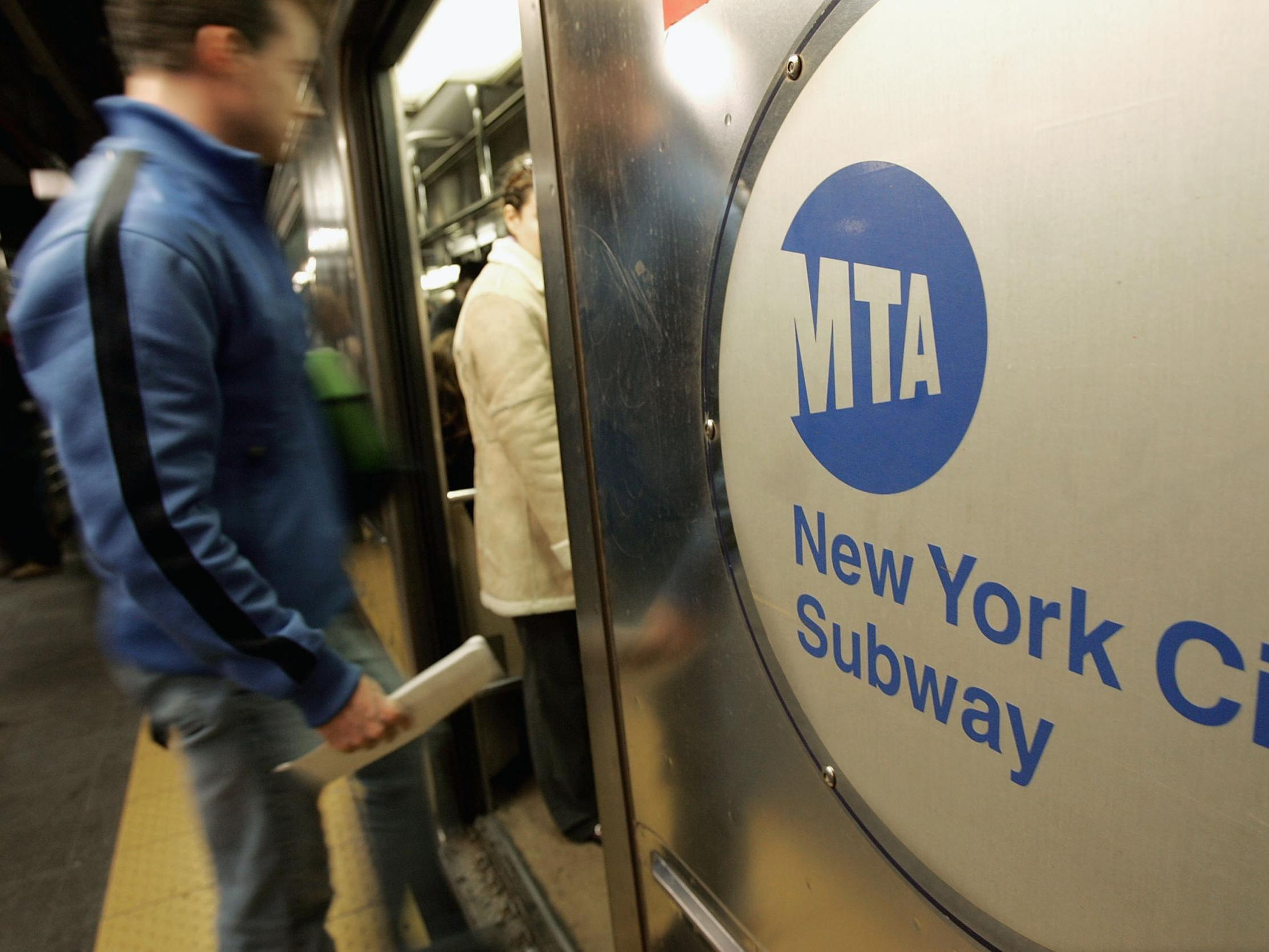 Coronavirus: New York transit vows to sanitise trains and buses every three days