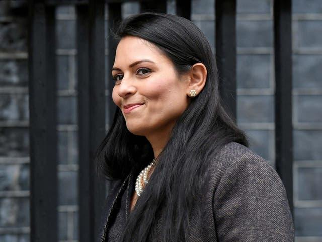 Home secretary Priti Patel has written to government's drugs advisory body