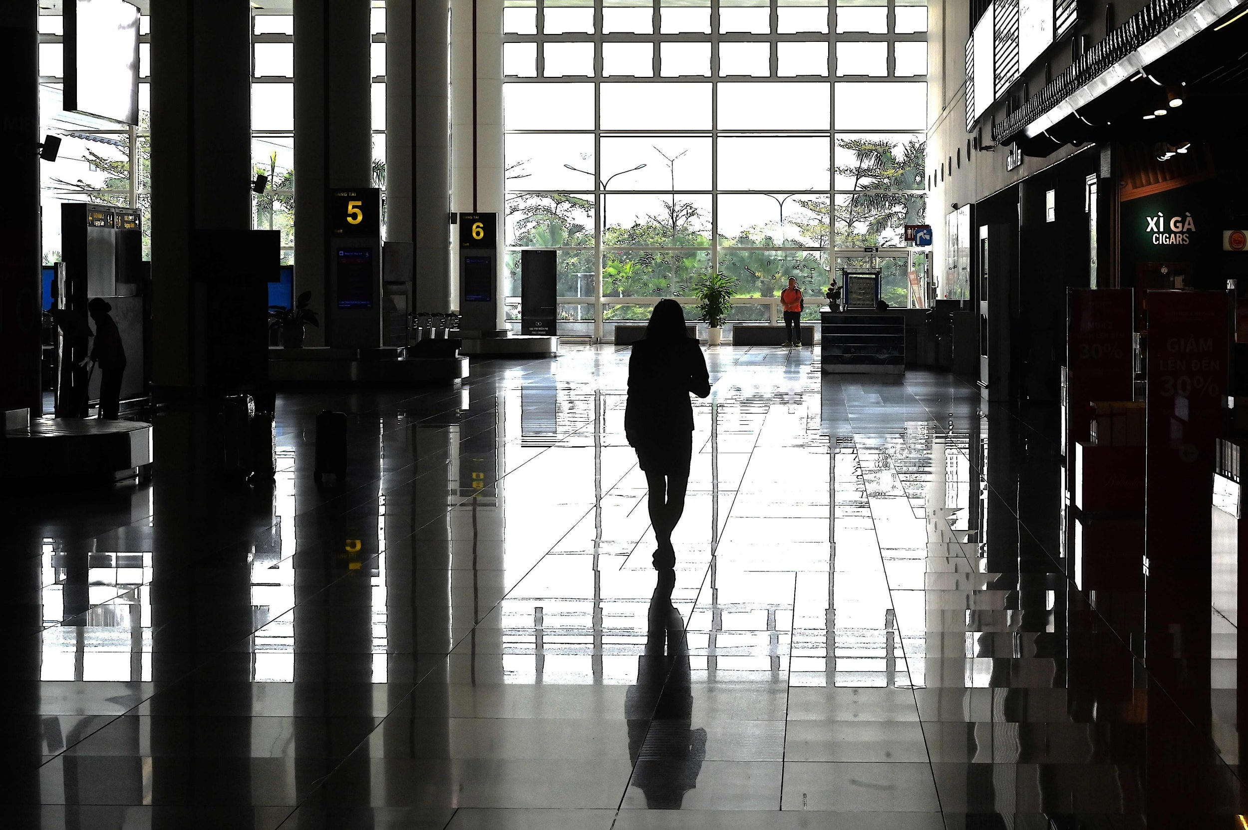 Noi Bai International Airport, Vietnam