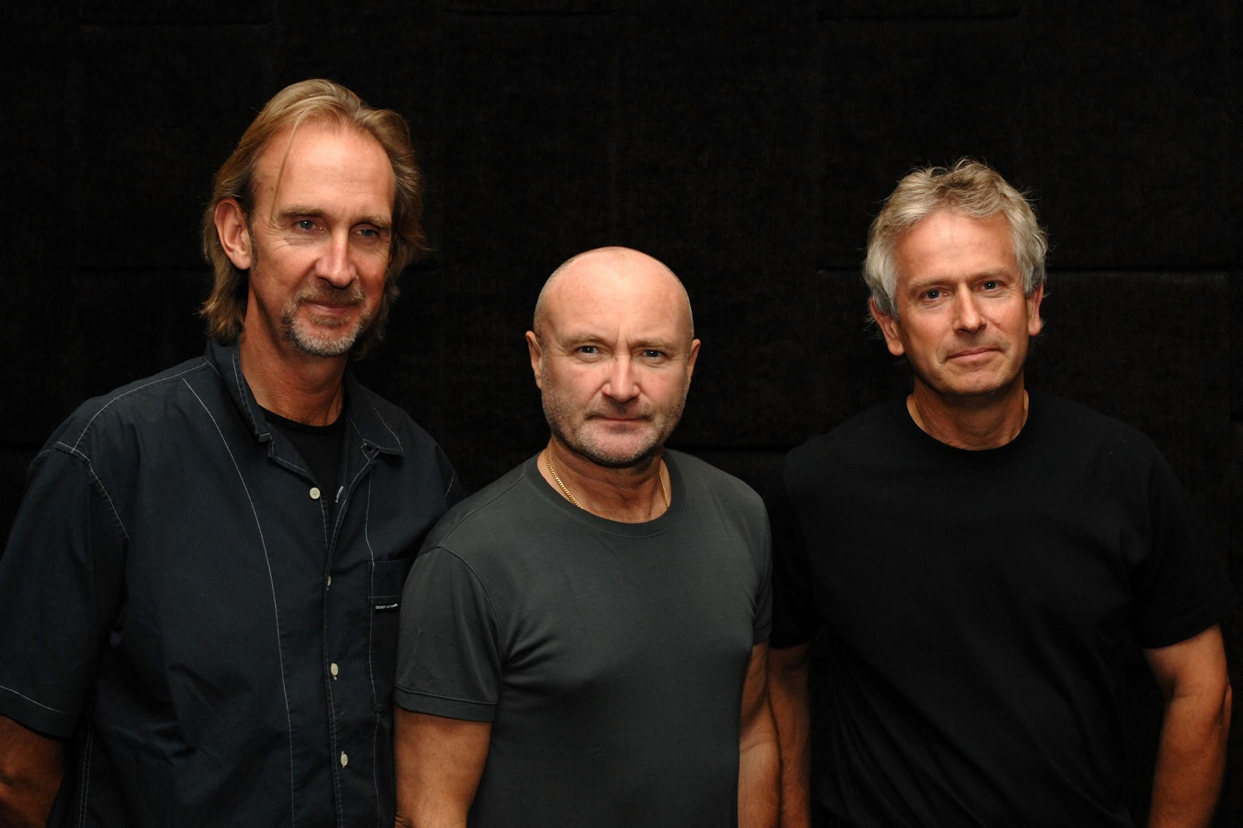 Genesis reunion: Phil Collins' son to stand in due to drummer's ill health