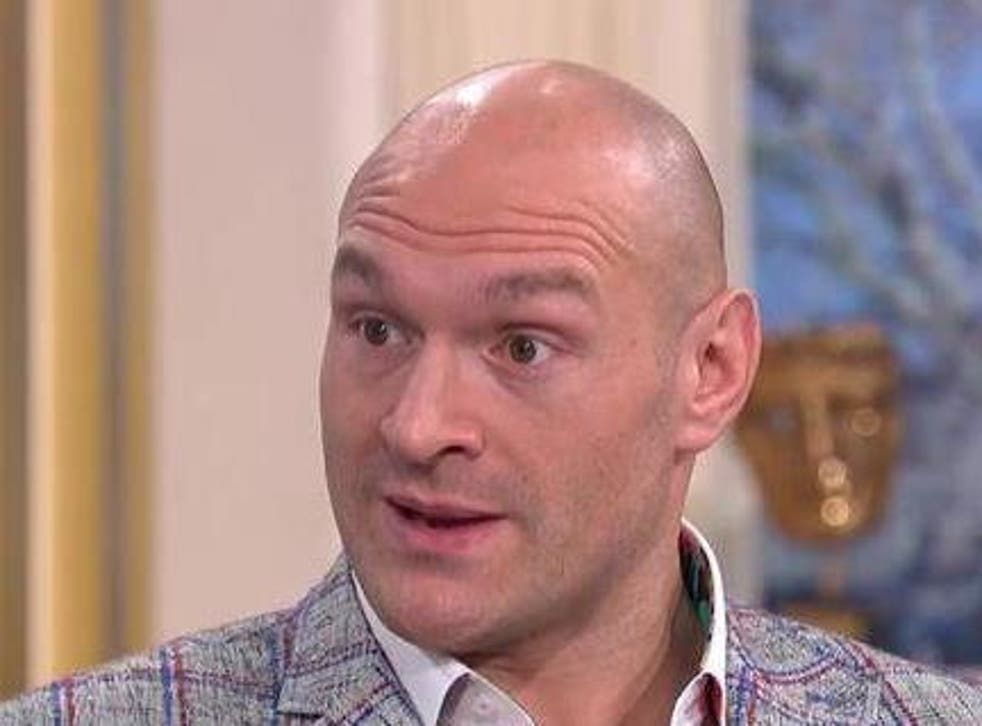 Tyson Fury defeated Deontay Wilder in his last bout