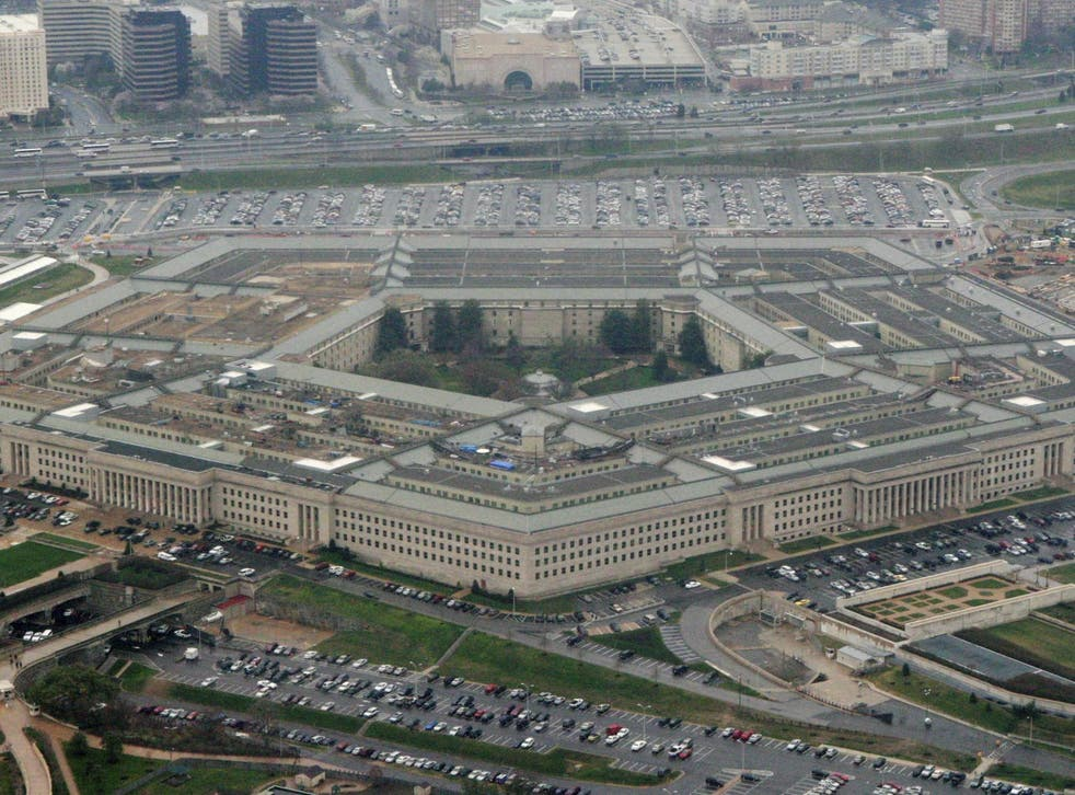 The military contractor has been accused of giving away information placing American military personnel in danger