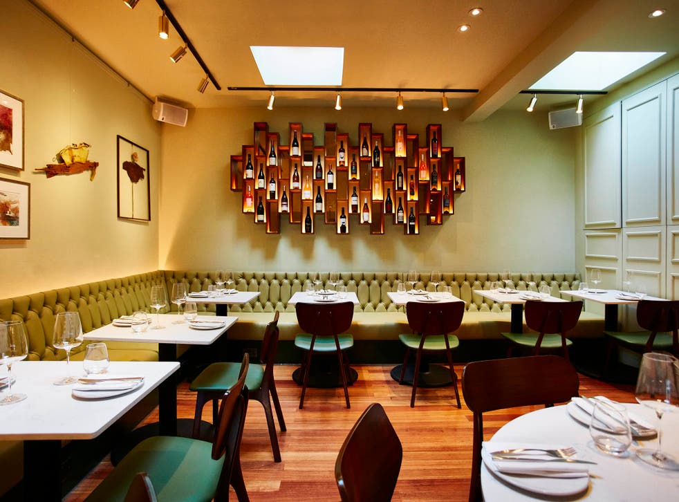 The wine list is a big draw – but this place doesn't fulfil its potential