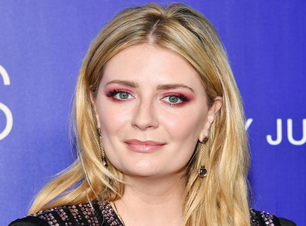 Mischa Barton attends the premiere of The Hills reboot in 2019