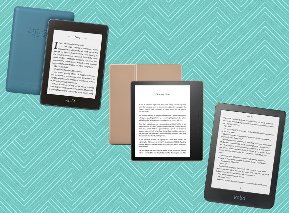 Best Ereaders 2020 Kindle And Kobos For Easy Reading Independent