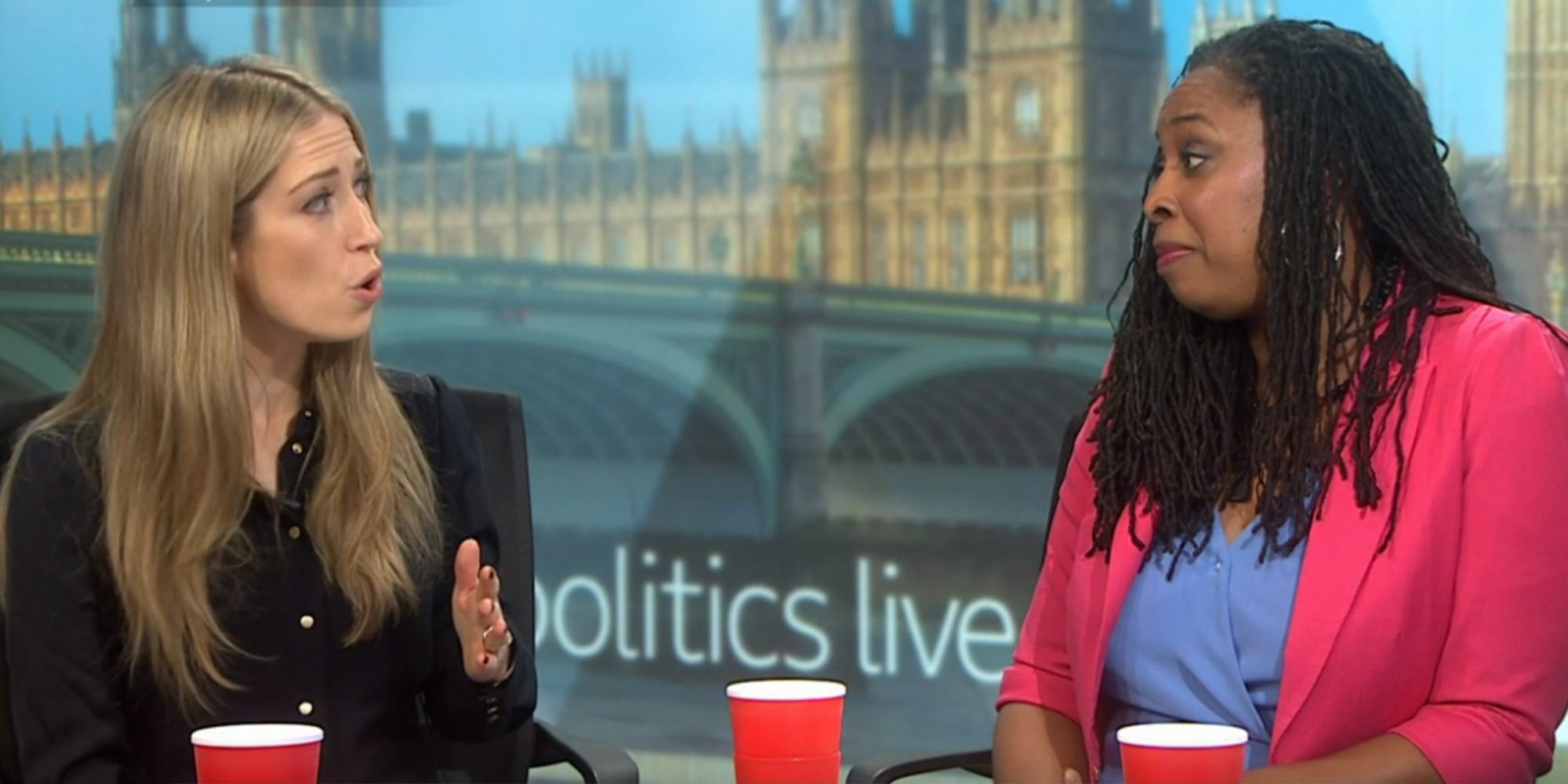 This Tory MP just called Dawn Butler 'rude' and 'offensive' for calling out Boris Johnson's racism