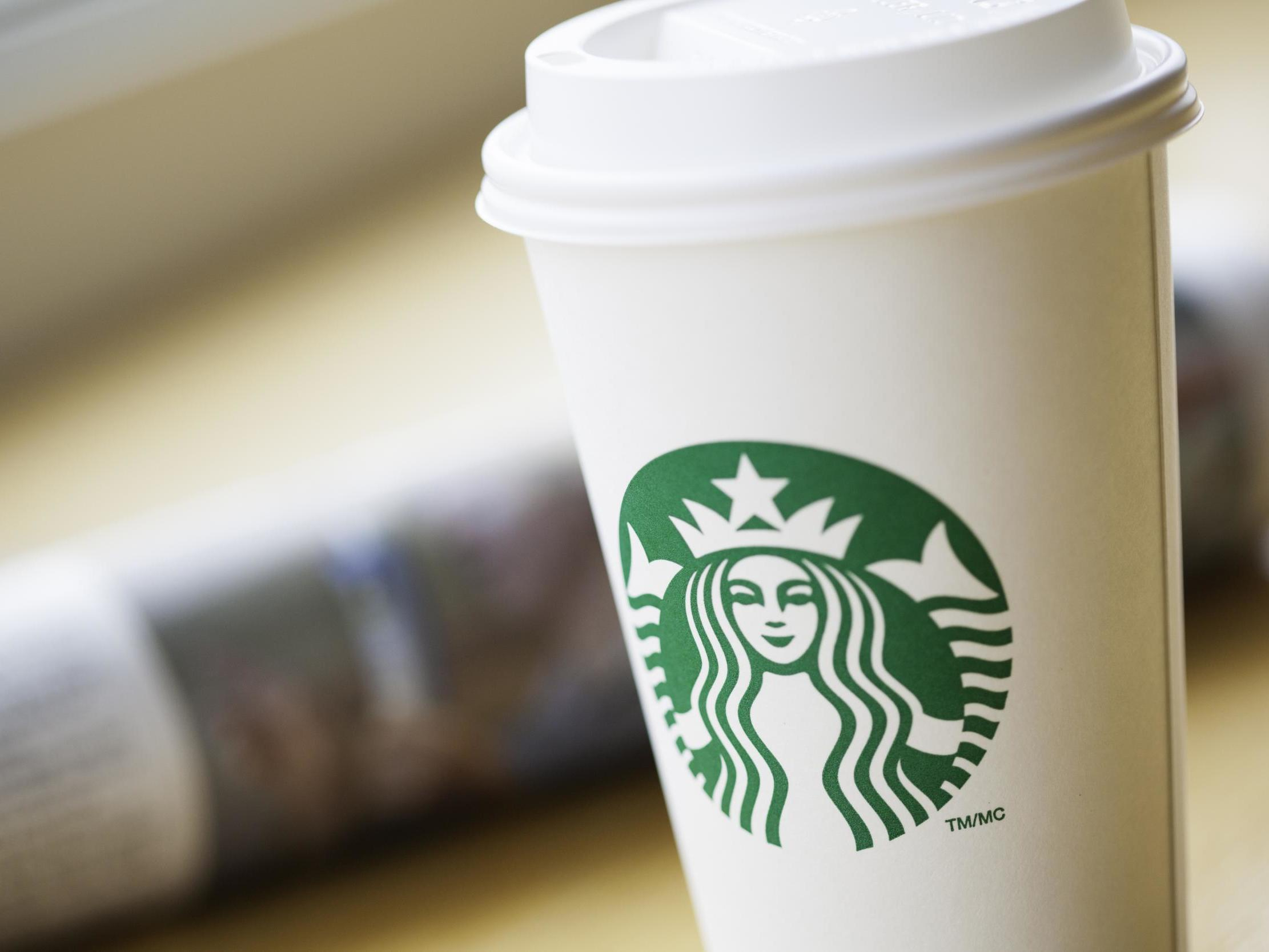 Coronavirus: Starbucks bans re usable cups in UK stores in