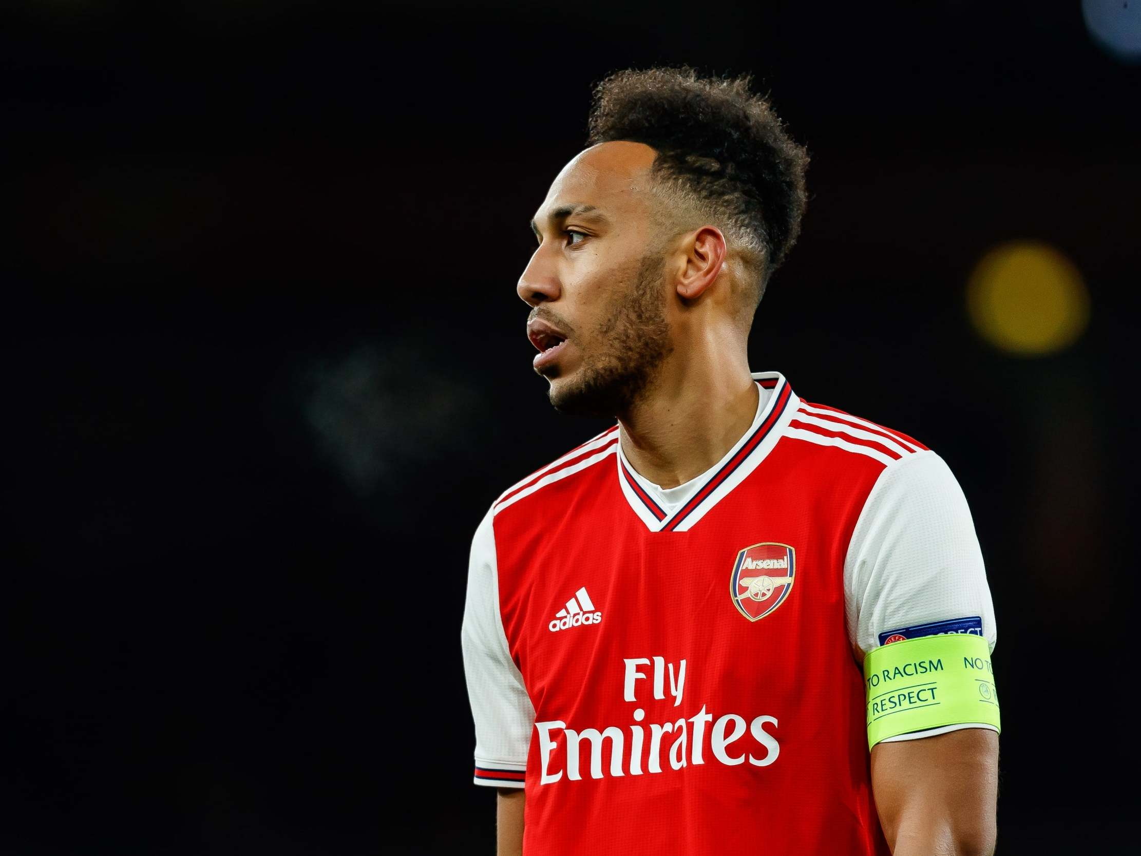 Thierry Henry in the dark over whether Pierre-Emerick Aubameyang will stay at Arsenal