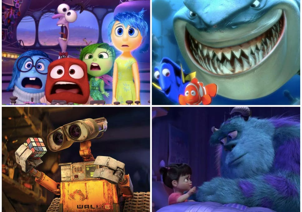 Pixar Movies Every Film Ranked From Worst To Best The Independent