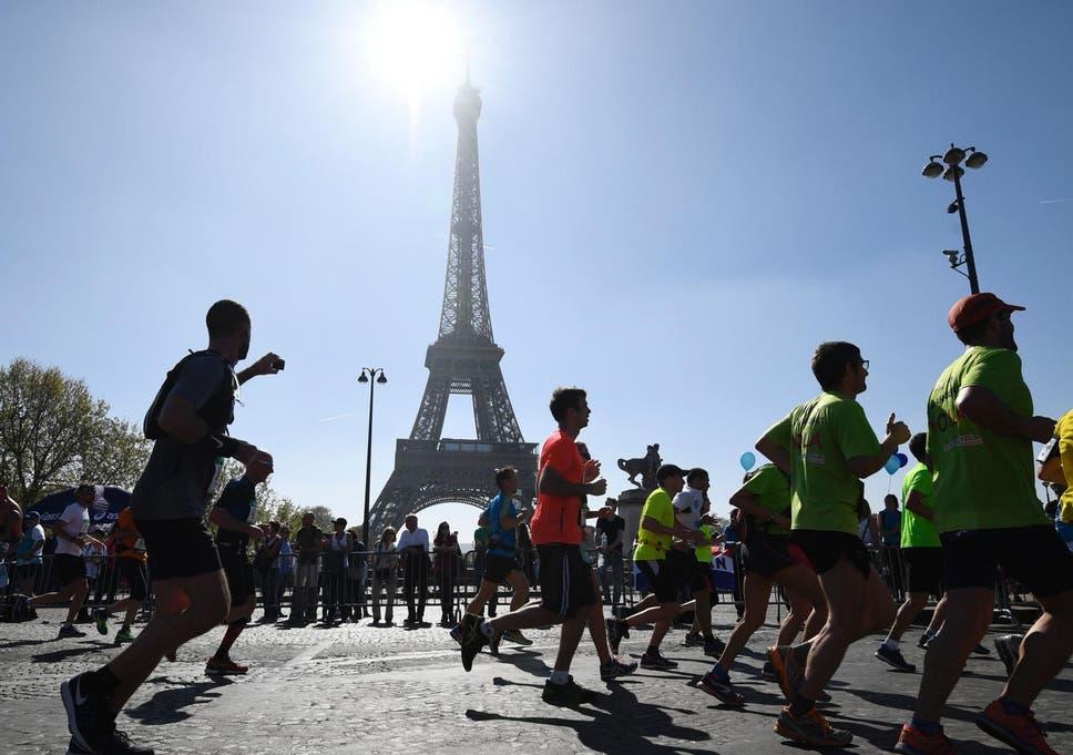 कोरोनावायरस के चलते पेरिस मैराथन भी रद्द