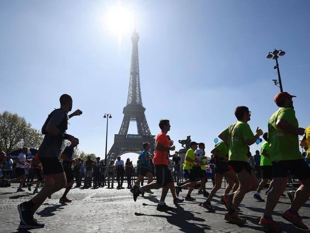 The Paris Marathon has been postponed until later this year