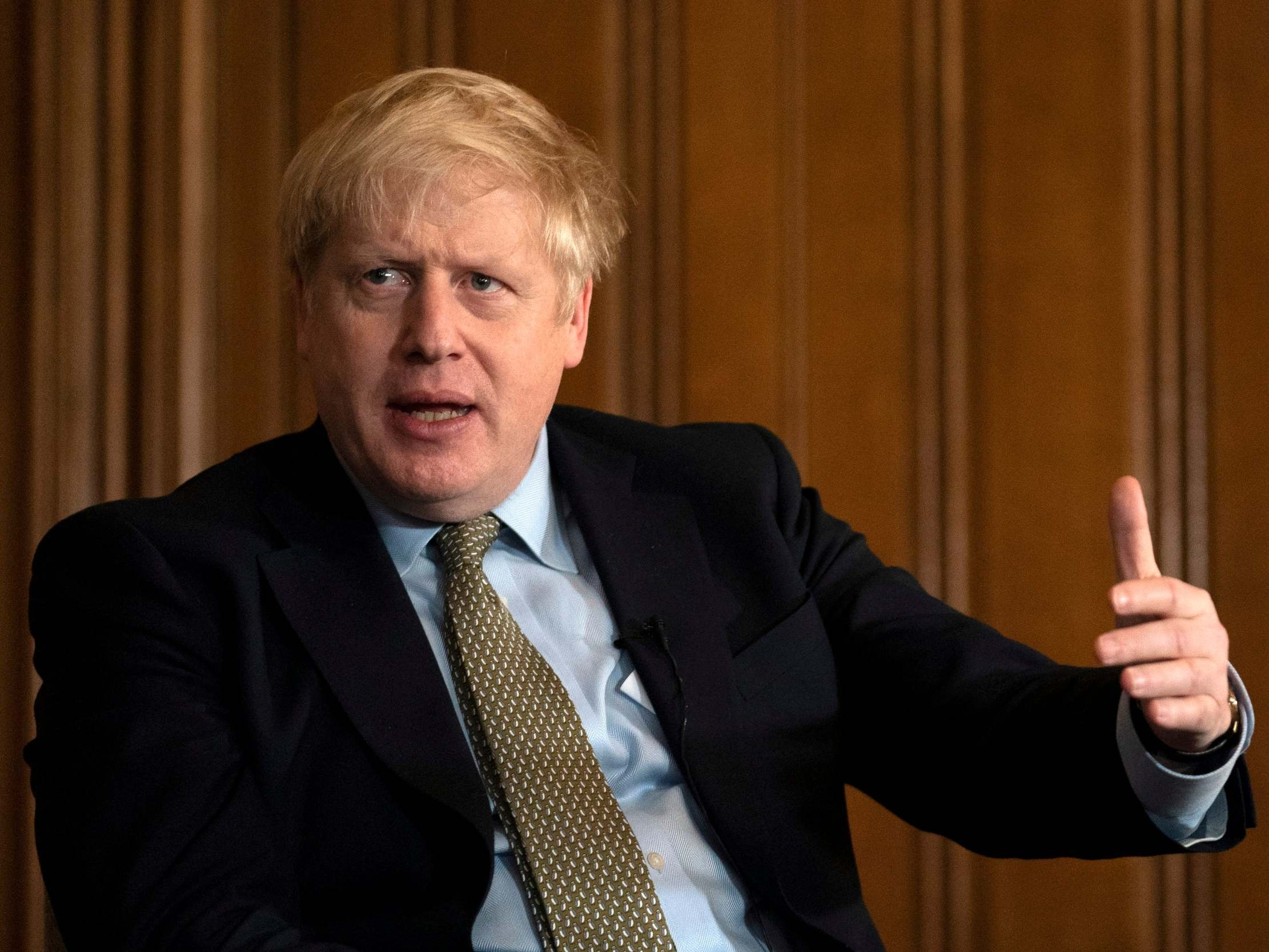 Outrage at 'astounding' cost of Brexit, as Boris Johnson faces Commons rebellion over Huawei - follow live