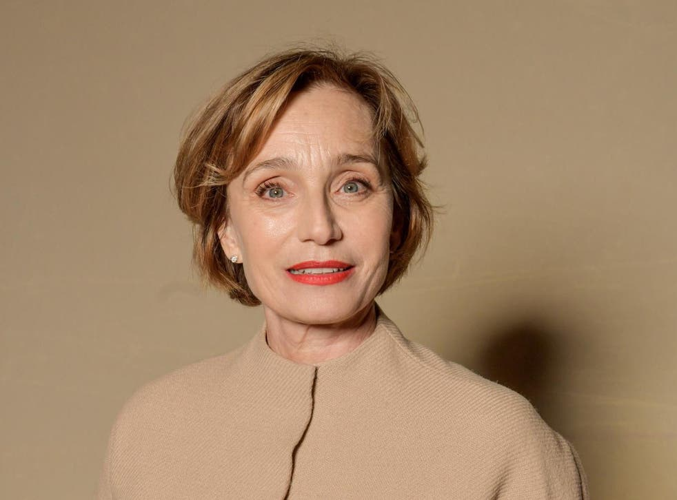 Kristin Scott Thomas: 'When you're an older person, they expect you to nail it the moment you walk on set'