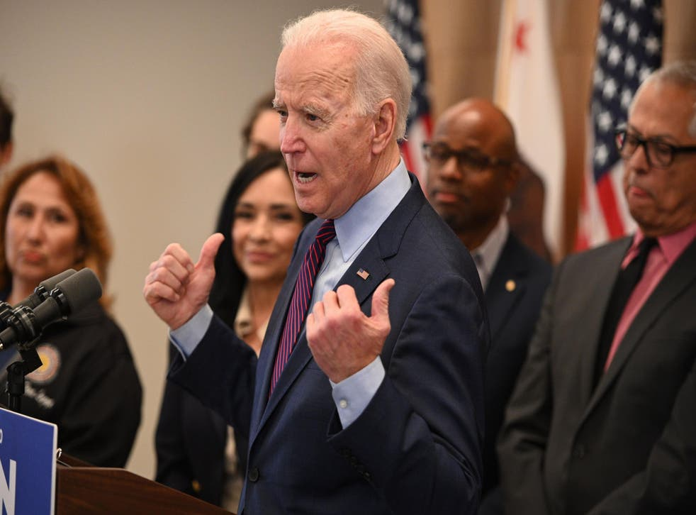 At this point, it feels like Biden is unstoppable — when just two weeks ago, it seemed like he was headed for a humiliating dropout