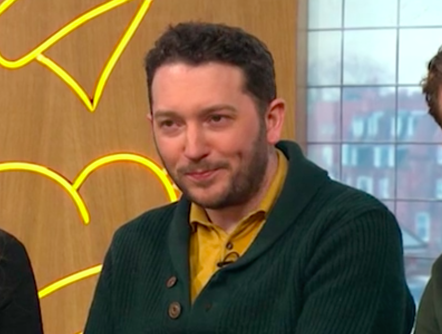 Jon Richardson: Vegan comedian accidentally fed animal product live on Sunday Brunch