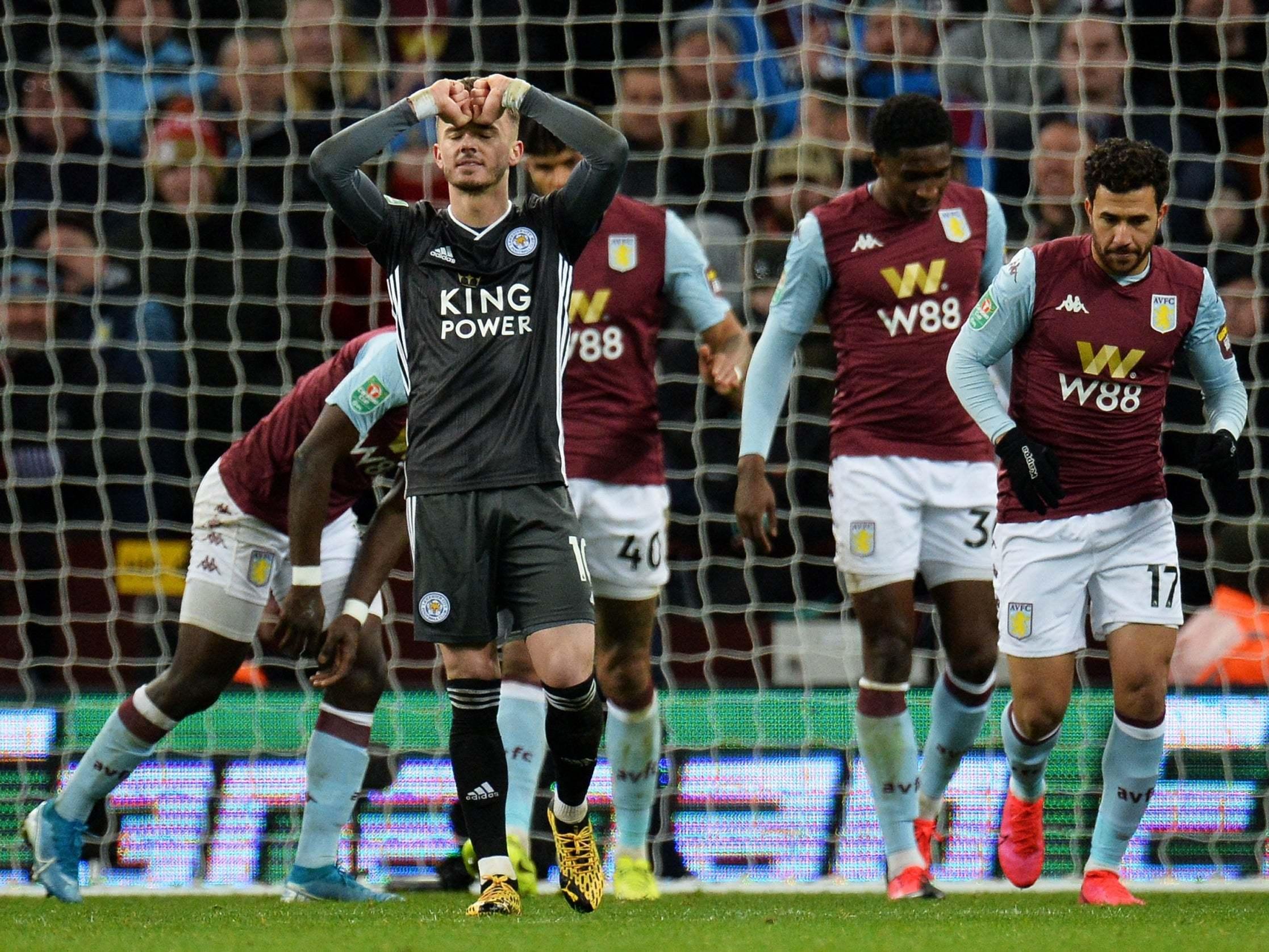 Leicester vs Aston Villa live stream: How to watch Premier ...