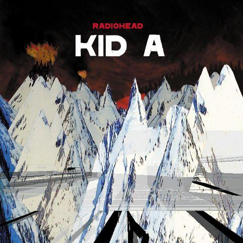 bird DOWNLOAD Blue Burn the witch Radiohead poster digital download Band Poster Radiohead album Radiohead Artwork panic attack