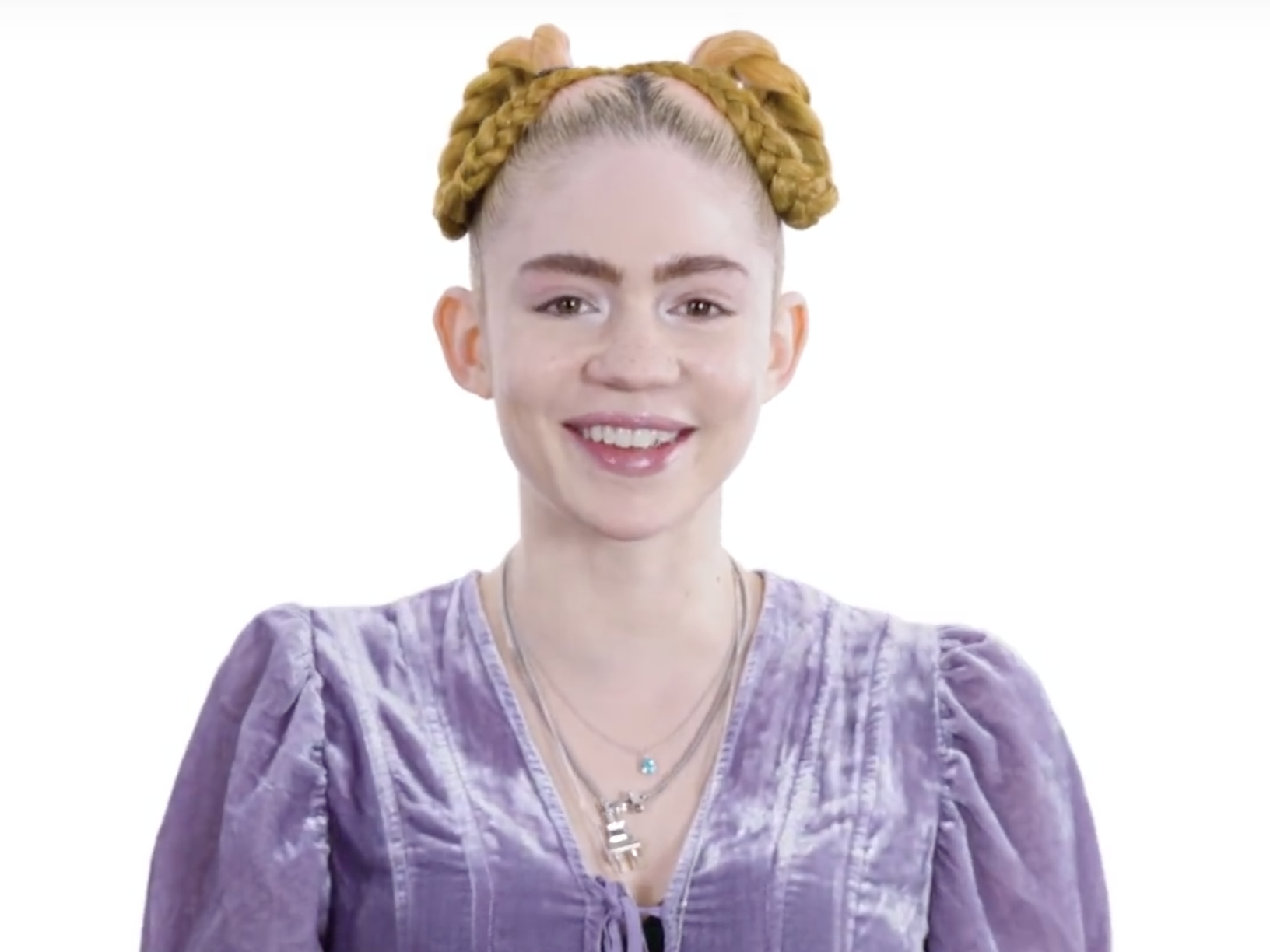 Grimes says she gave up vegan diet due to pregnancy cravings for cow's milk