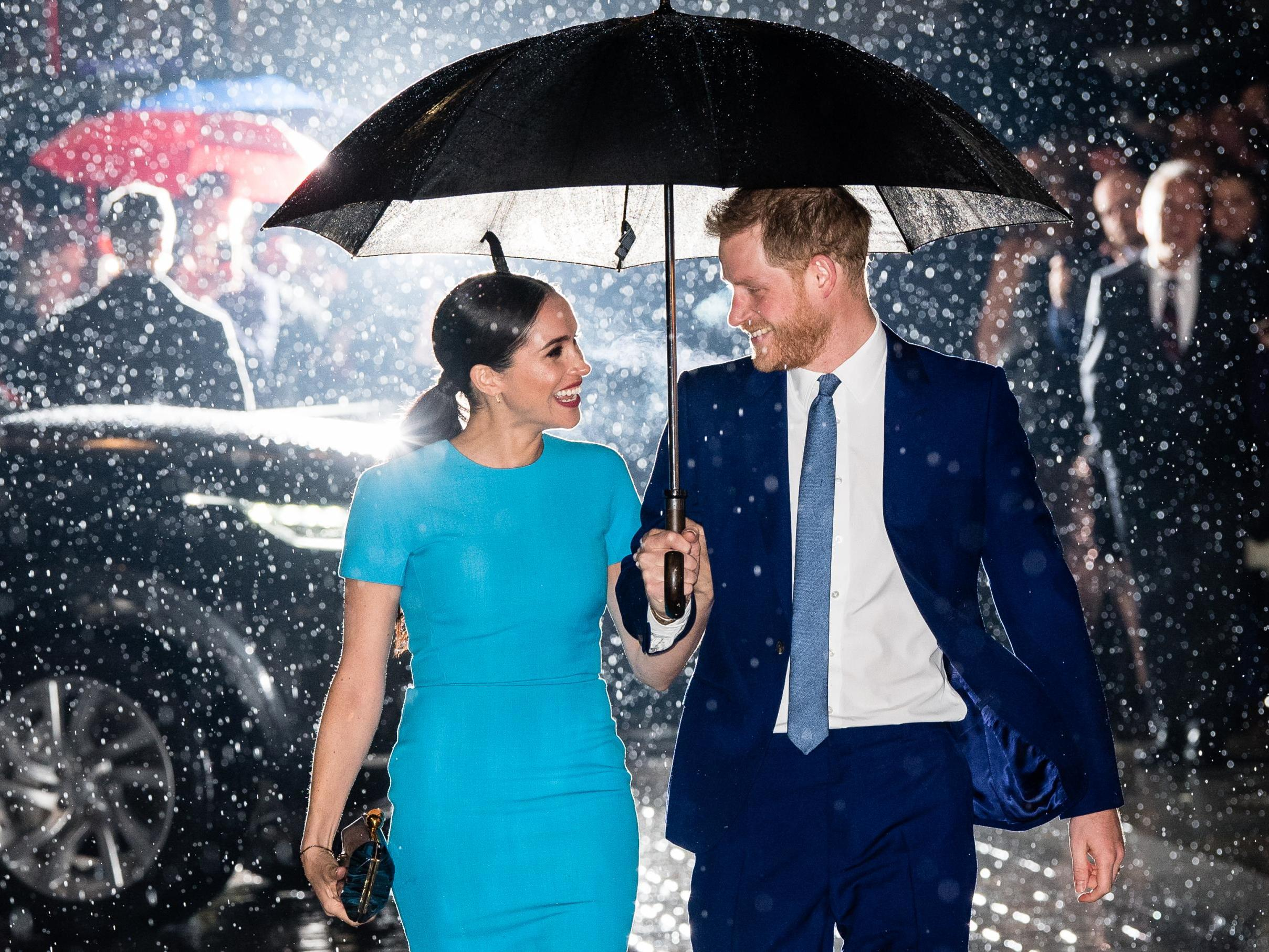 Prince Harry and Meghan Markle's best moments as a royal couple