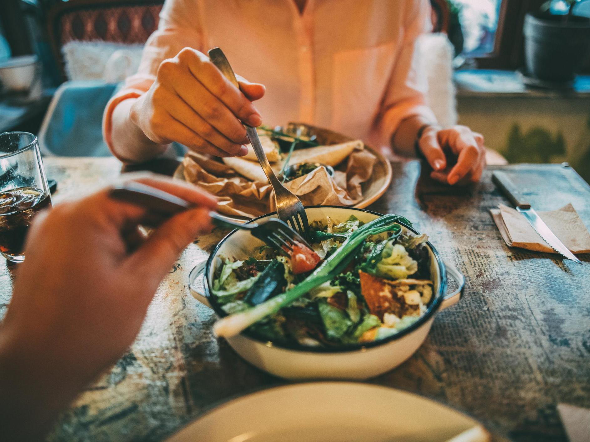 Some vegan meals contain more salt than seven McDonald's hamburgers, study finds