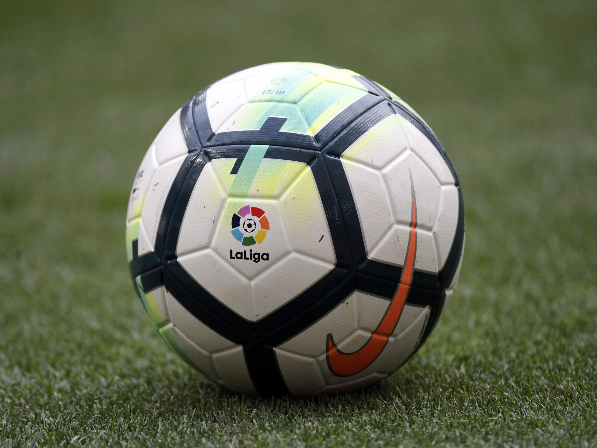 Image result for images of La Liga matches to be played behind closed doors for at least two weeks