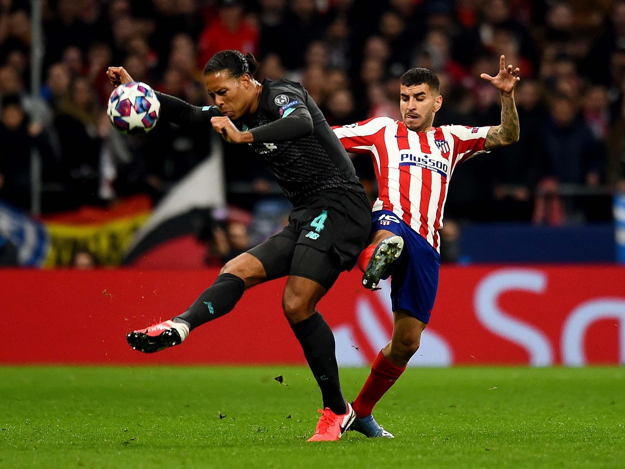 Atletico Vs Liverpool
