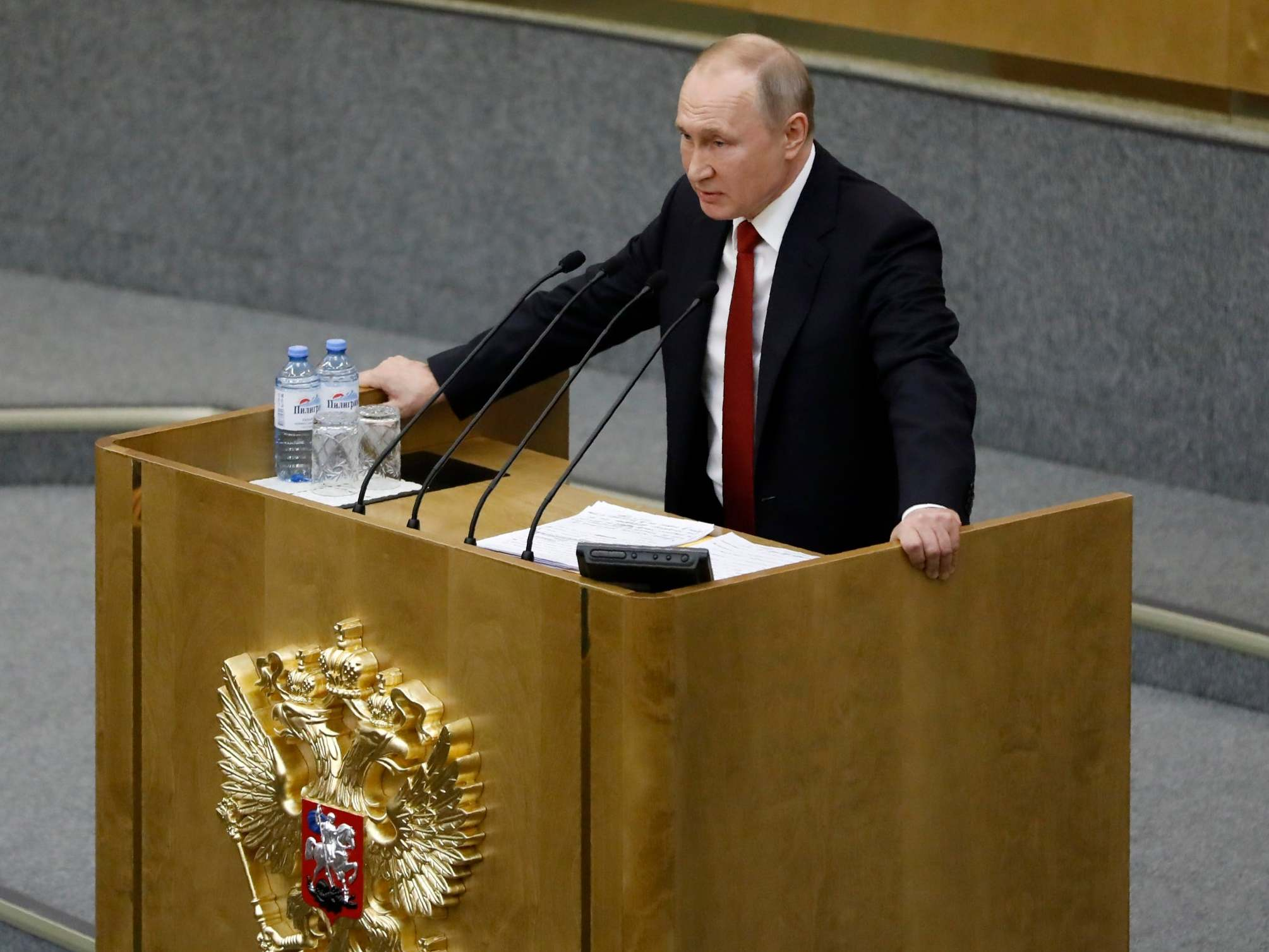 Putin Agrees To Reset Term Limits And Extend His Presidency To 2036 The Independent The Independent