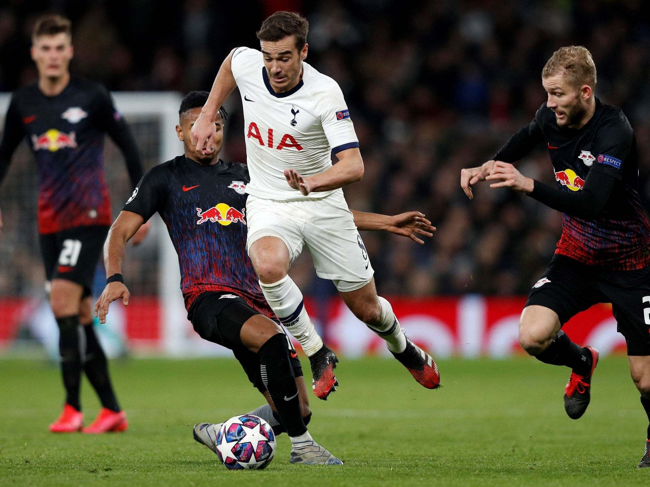 Leipzig vs Tottenham LIVE: Latest Champions League updates ...