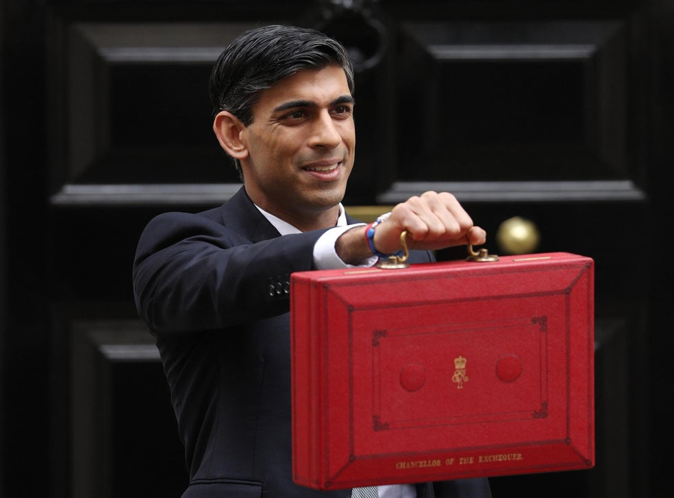 Budget 2020 Here Are The Key Points From Rishi Sunak S Speech The Independent The Independent