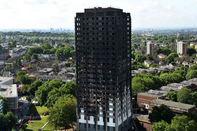 Figures published by Kensington and Chelsea Council show that seven households from the Grenfell tower and walkremain in temporary accommodation – despite years having passed since the blaze