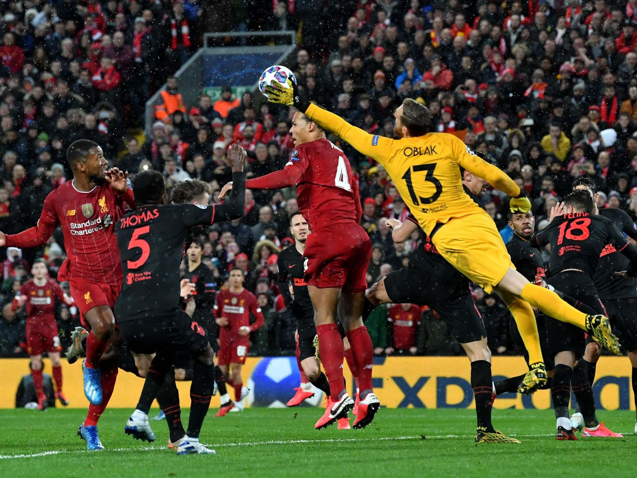 Coronavirus Should Liverpool S Match Against Atletico Madrid Ever Have Gone Ahead The Independent The Independent