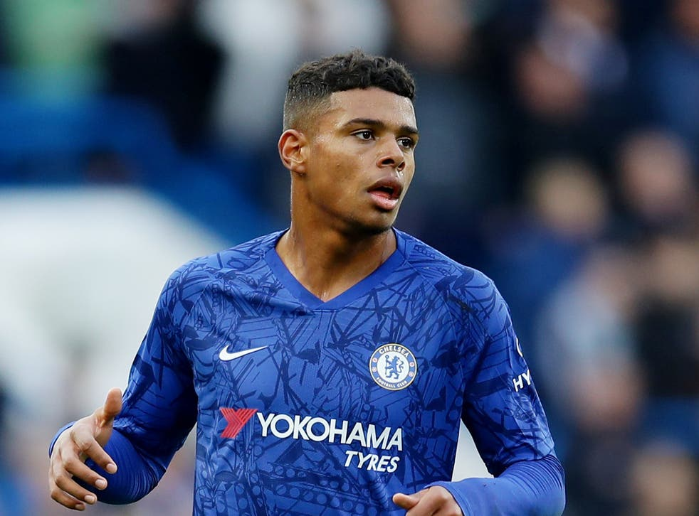 Tino Anjorin exclusive interview: 'Chelsea's academy is a family, we're  like brothers' | The Independent | The Independent